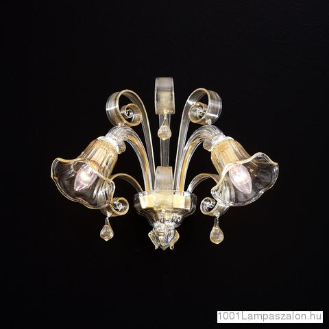 Ideal Lux 020983 Ca' D' Oro AP2  falilámpa