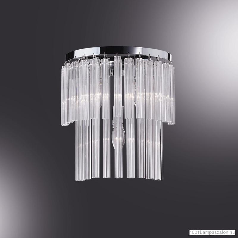 Ideal Lux 027975 Elegant AP3 falilámpa