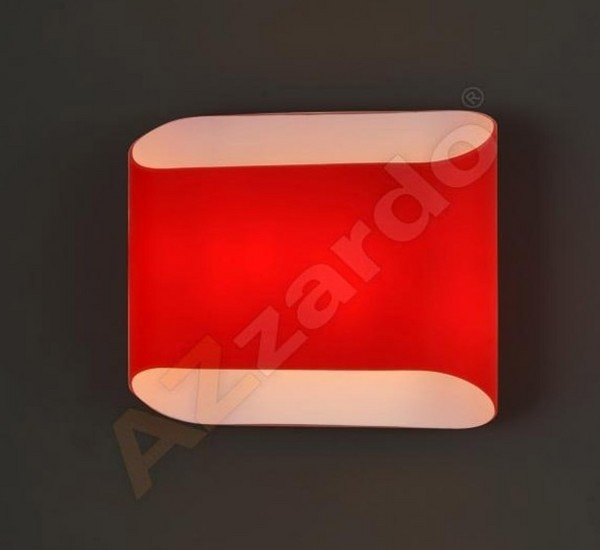 AZzardo AZ-0136 Pancake fali lámpa / Azzardo AZ-MB329-2R / lámpa