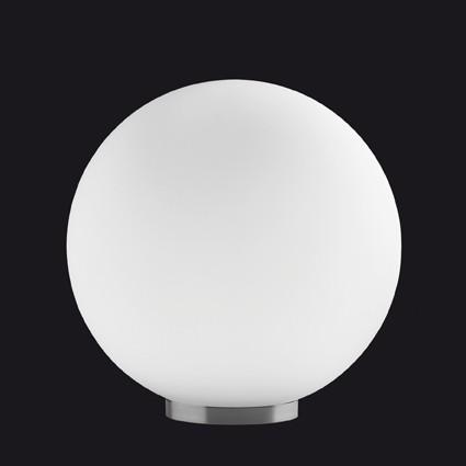 Ideal Lux 009131 MAPA Bianco TL1 D30 asztali lámpa