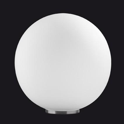 Ideal Lux 000206 MAPA Bianco TL1 D40 asztali lámpa