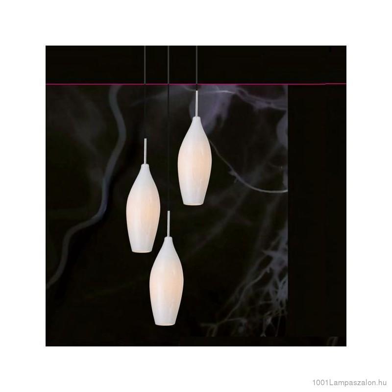 Zuma  Champagne 3 izzós lámpafüggeszték / Zuma / lámpa ZU-MD2101A-3W