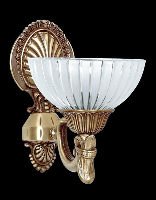 Sevinc SE 2067/1A  Antik Falilámpa Sevinc lámpa