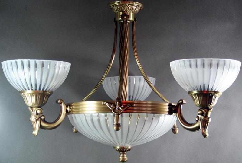 Sevinc SE 2067/3+3 Antik Csillár Sevinc lámpa