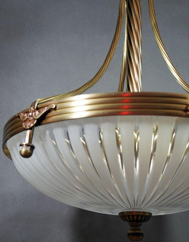 Sevinc SE 2067/OT Antik függeszték Sevinc lámpa