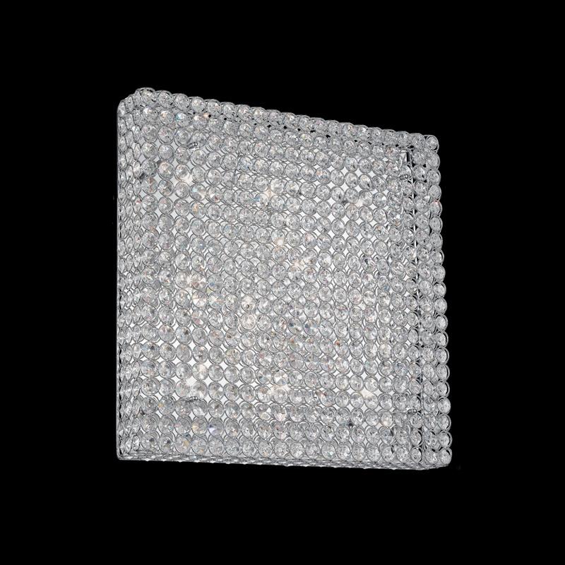 Ideal Lux 080291 Admiral PL10 mennyezeti kristálylámpa