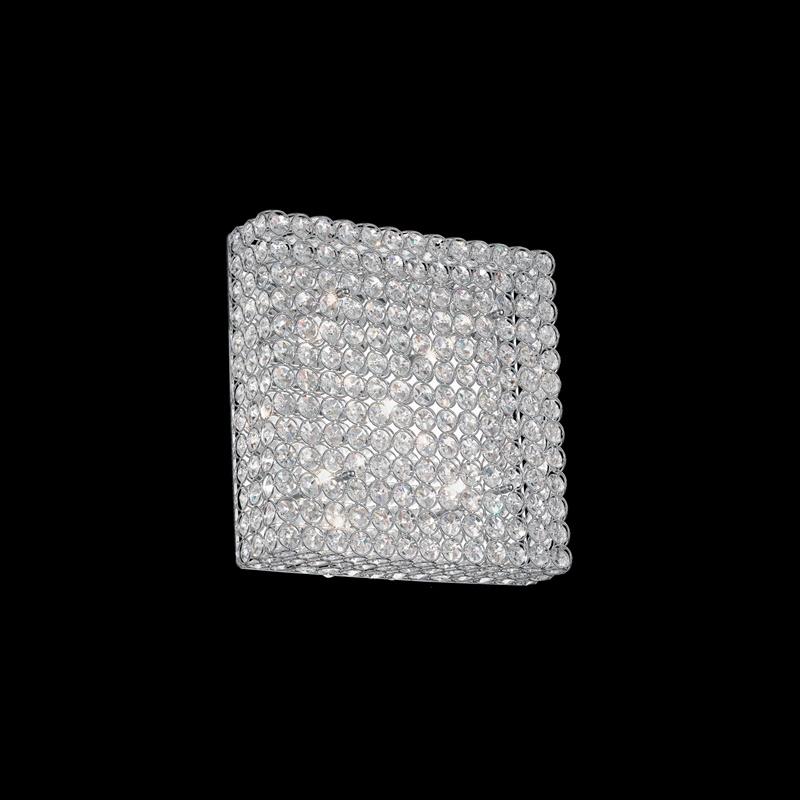Ideal Lux 080345 Admiral PL6 mennyezeti kristálylámpa
