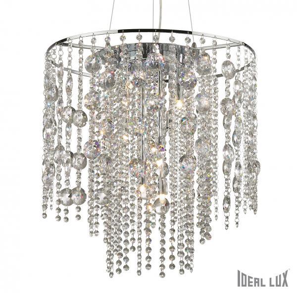 Ideal Lux 044767 Evasione SP10 kristály függeszték