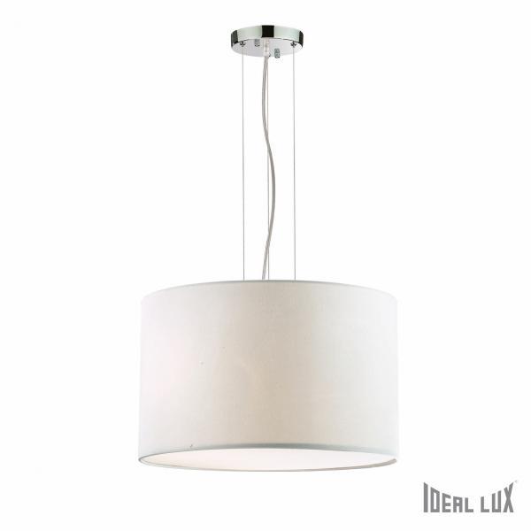 Ideal Lux 009681 Wheel SP3 lámpa függeszték lámpa