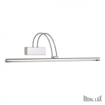 Ideal Lux Bow AP114 Cromo LED Falilámpa Ideal Lux lámpa