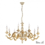 Ideal Lux 075341 Giglio Oro SP8 antik csillár