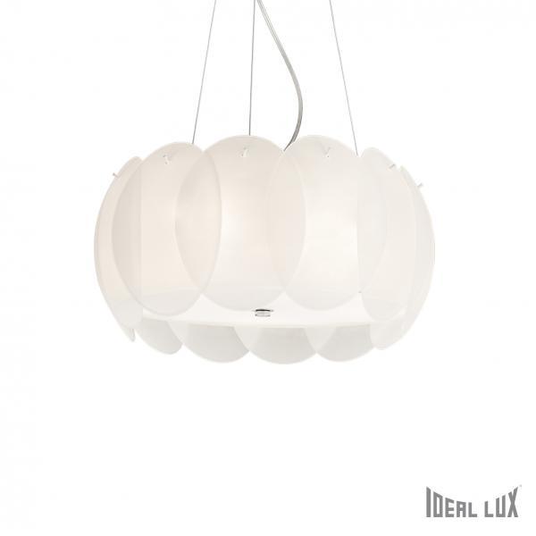 Ideal Lux 074139 Ovalino SP5 lámpa függeszték