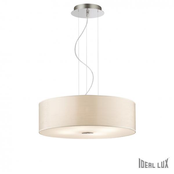 Ideal Lux 087702 Woody SP4 Wood lámpa függeszték
