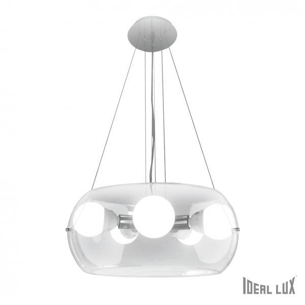 Ideal Lux 016863 Audi-10 SP5 transparente lámpafüggeszték
