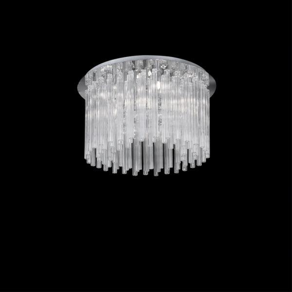Ideal Lux 019451 Elegant PL8 mennyezeti lámpa