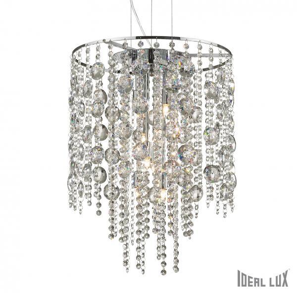 Ideal Lux 044774 Evasione SP8 kristály függeszték