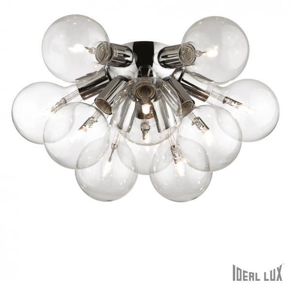 Ideal Lux 074740 Dea PL10 Cromo mennyezeti lámpa
