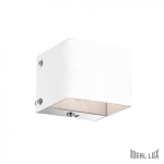 Ideal Lux 095264 Flash AP1 Bianco falilámpa