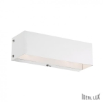 Ideal Lux 095288 Flash AP2 Bianco falilámpa