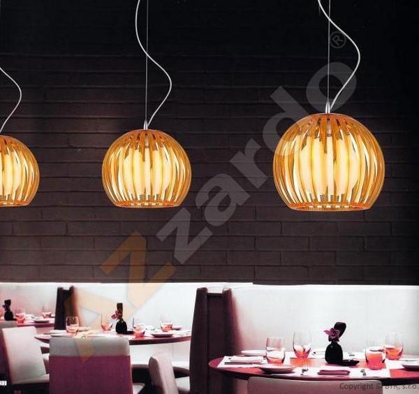 AZzardo AZ-0479 Arcada 1 izzós függeszték / Azzardo AZ-LP6013-1SO / lámpa
