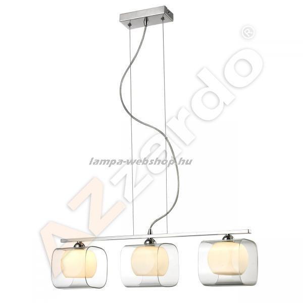 Azzardo AZ-0484 Happy 3 izzós függeszték / Azzardo AZ-2192-3P / lámpa