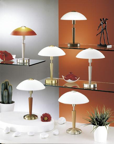 Eglo EG 87256 SOLO 1 Érintőkapcsolós Asztali  /Eglo/ lámpa