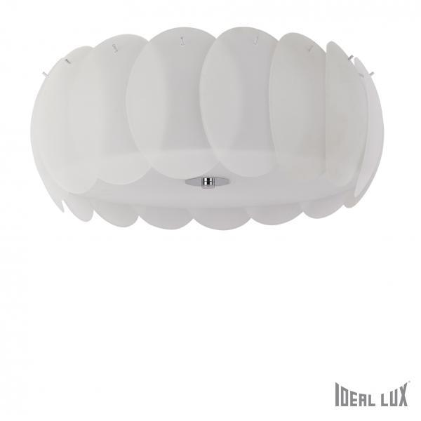 Ideal Lux 094014 Ovalino PL8 mennyezeti lámpa