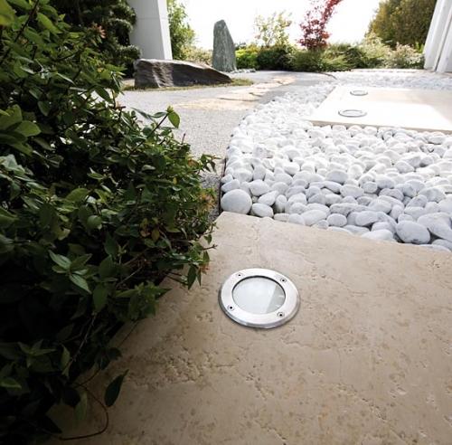 Redo Lokki 9236 kültéri modern talajba építhető lámpa / Redo / lámpák