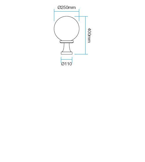 Redo Sfera2 9775 kültéri modern állólámpa / Redo / lámpák