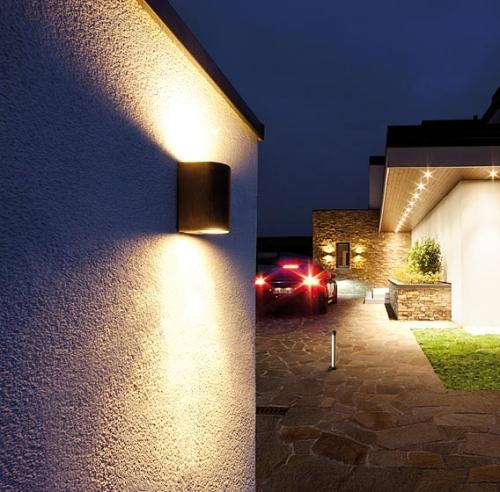 Redo Scan 9359 kültéri modern fali lámpa / Redo / lámpák