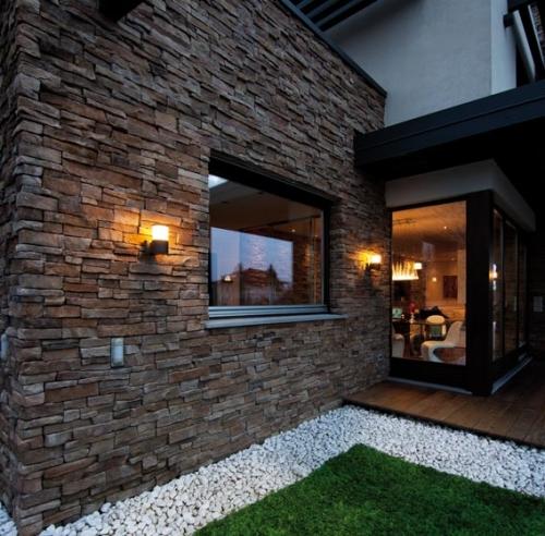 Redo Exter 9377 kültéri modern fali lámpa / Redo / lámpák