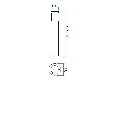 Redo Exter 9328 kültéri modern állólámpa / Redo / lámpák