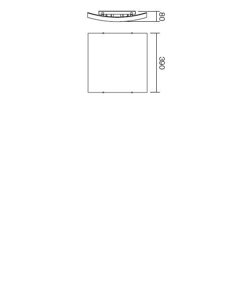 Redo Edera 05-698 modern mennyezeti lámpa / Redo / lámpák