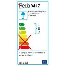 Redo Twin 9461 modern kültéri állólámpa / Redo / lámpák