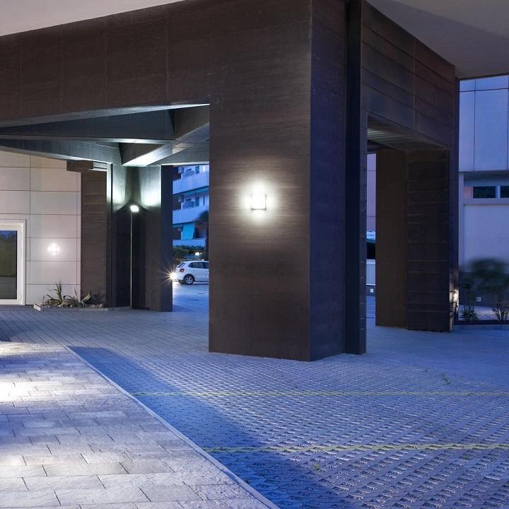 Redo Cube 9441 kültéri modern fali / mennyezeti / Redo / lámpák