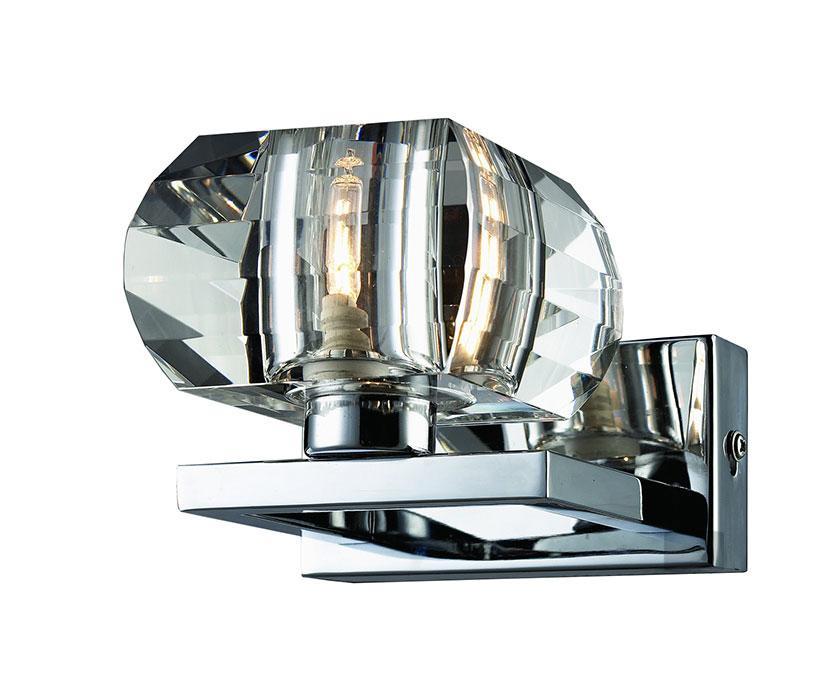 Azzardo AZ-0488 Rubic 1 izzós falikar / Azzardo AZ-1798-1W / lámpa