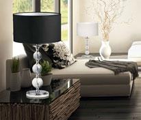 Zuma Rea asztali lámpa / Zuma / lámpa ZU-RLT93163-1B