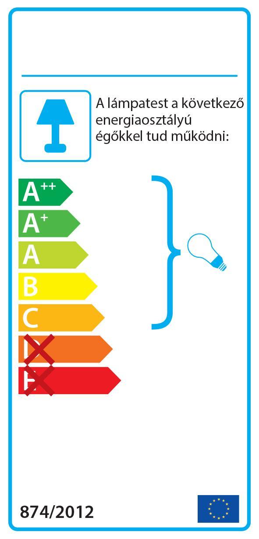 AZzardo AZ-1241 Albico fali lámpa / AZzardo AZ-FH31812A12-2WH /