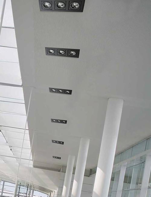 AZzardo AZ-0803 Paco beépíthető lámpa / AZzardo AZ-GM2301BK /