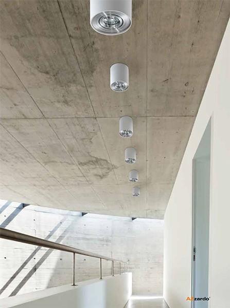 AZzardo AZ-0780 Bross mennyezeti lámpa / AZzardo AZ-GM4100ALU-1 /