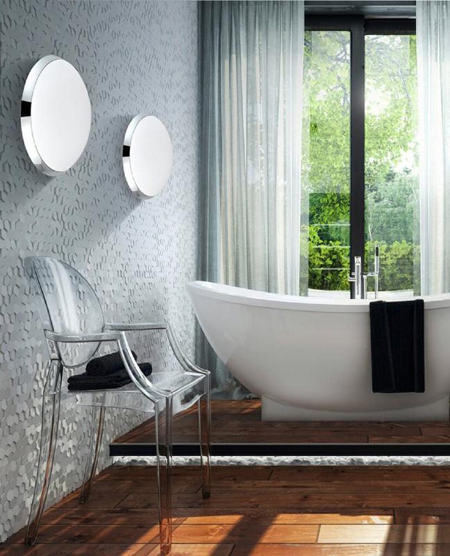 AZzardo AZ-1307 Rita fürdőszobai fali lámpa / AZzardo AZ-LC3207 /
