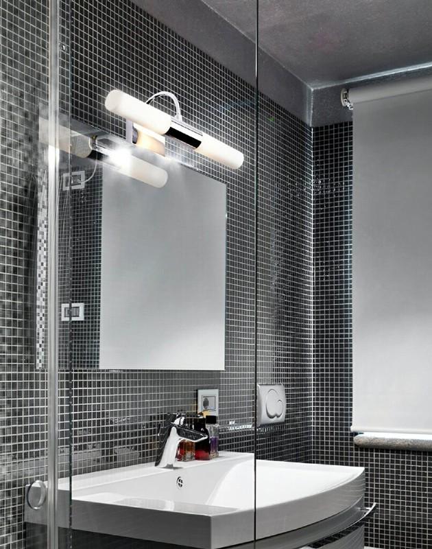 AZzardo AZ-1297 Liliane fürdőszobai fali lámpa / AZzardo AZ-LW1502 / lámpa