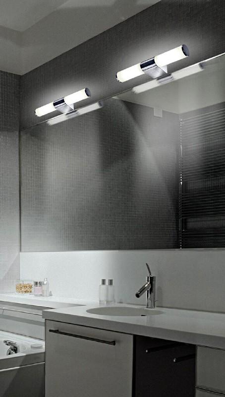 AZzardo AZ-1301 Lena fürdőszobai fali lámpa / AZzardo AZ-LW1807S /