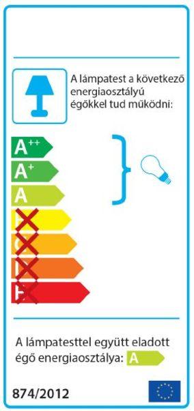 AZzardo AZ-0754 Tappo Led mennyezeti lámpa / AZzardo AZ-MX5812SCH /