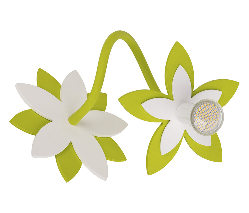 Nowodvorski TL-6897 Flowers fali lámpa