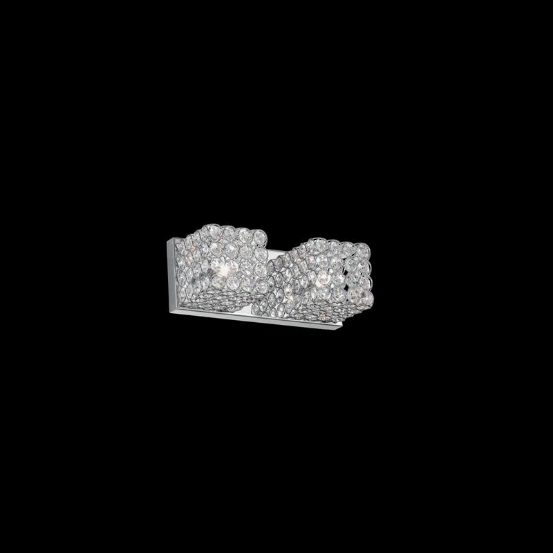 Ideal Lux 080857 Admiral AP2 kristály falilámpa