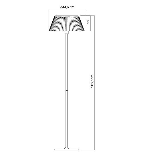 Redo Today 01-571 modern állólámpa / Redo / lámpák