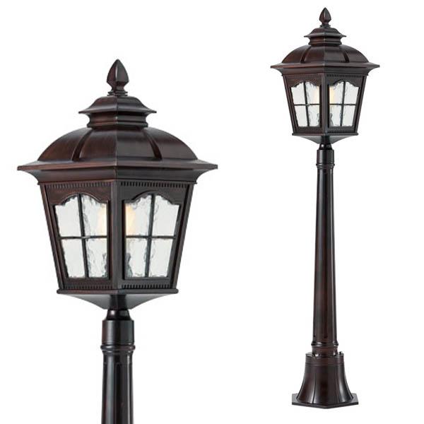 Redo York 9653 kültéri klasszikus állólámpa / Redo / lámpák