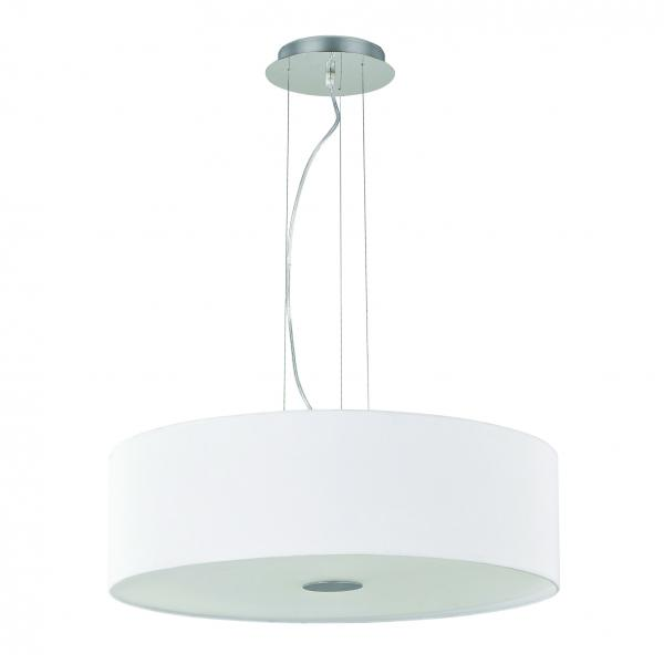 Ideal Lux 122236 Woody SP4 Bianco lámpa függeszték