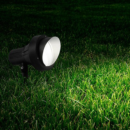 Ideal Lux 033044 Terra PT1 Big Antracite kültéri talajba szúrható lámpa